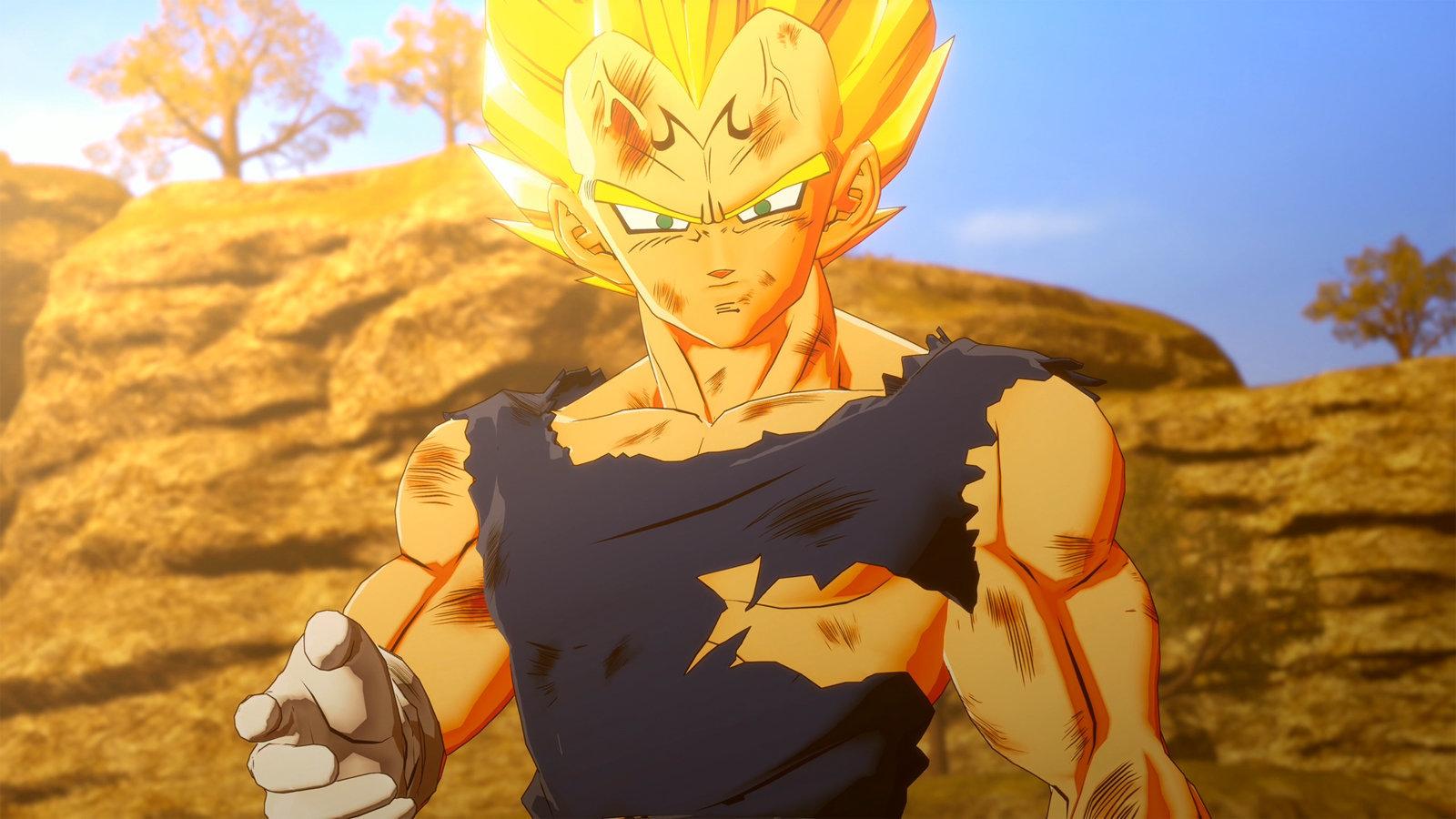 Game Type - Dragon Ball Z: Kakarot: