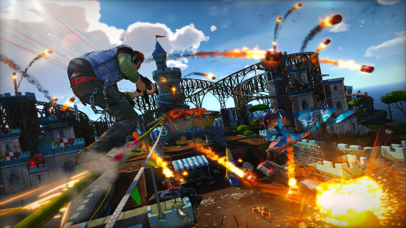 Sunset Overdrive: