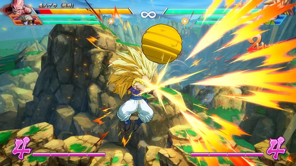 Dragon Ball FighterZ: