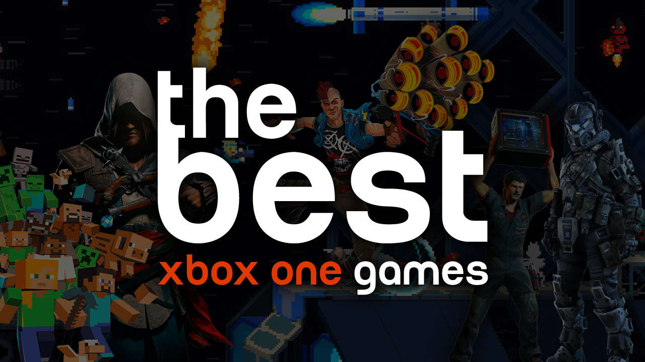 The Top best Xbox One games Including FIFA 2020