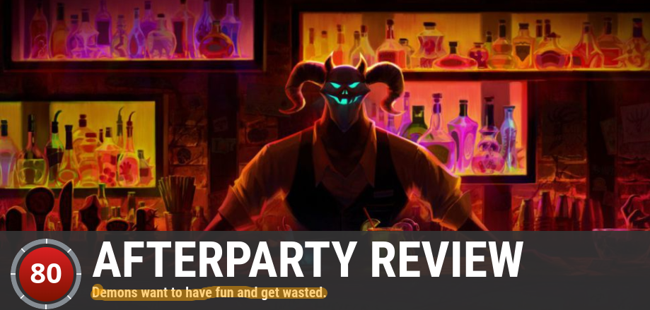 AfterParty Game PS4 and PC Release