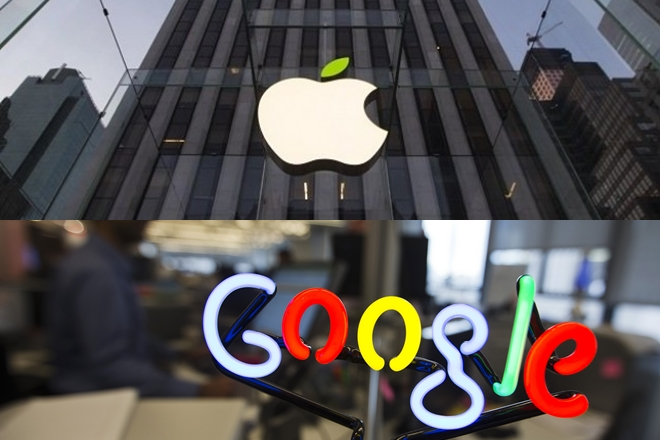 Apple has attacked Google.