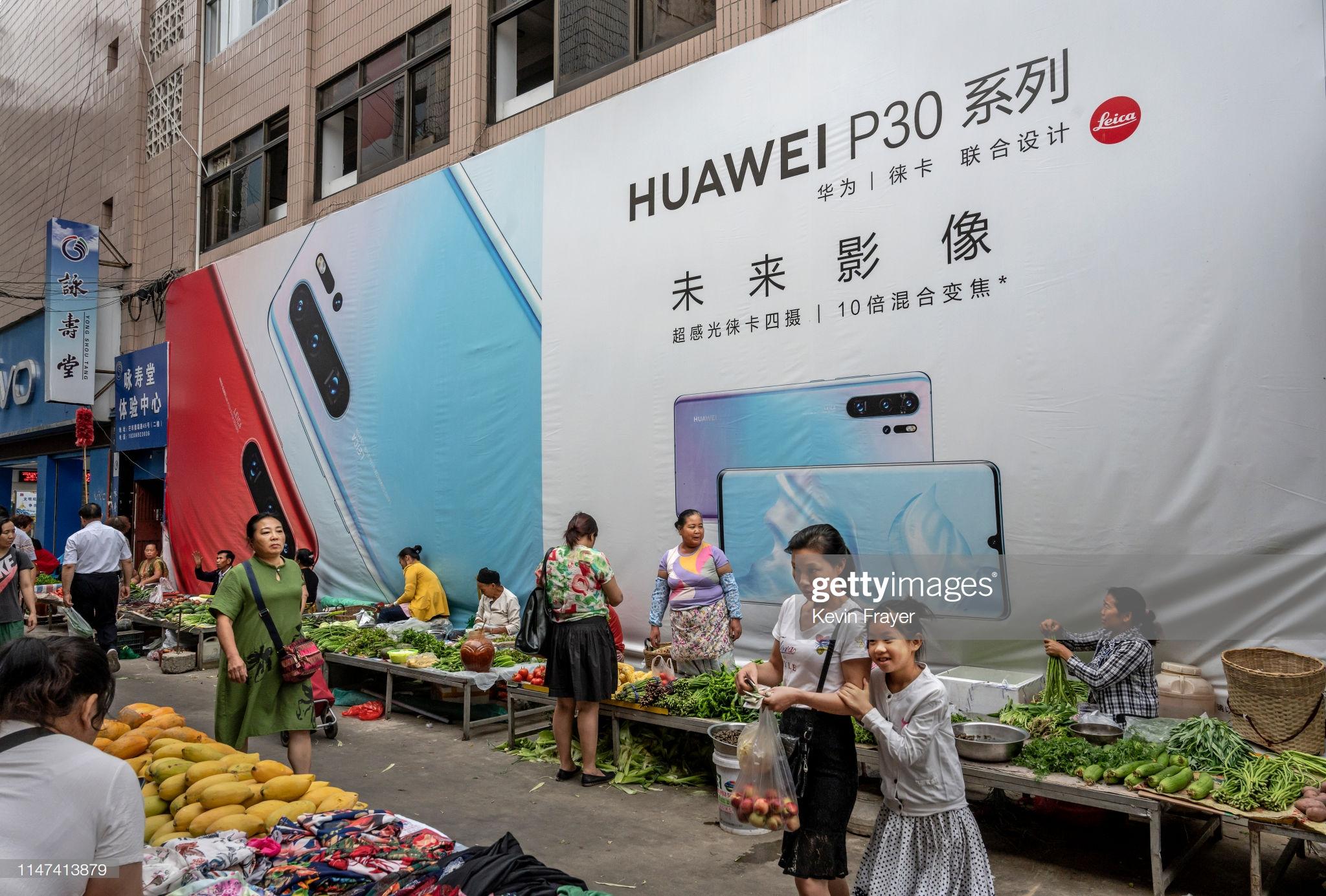 Huawei market 2019