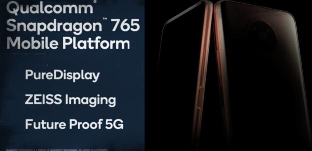 Nokia announces 5G smartphone on Snapdragon 765 in Q1 2020