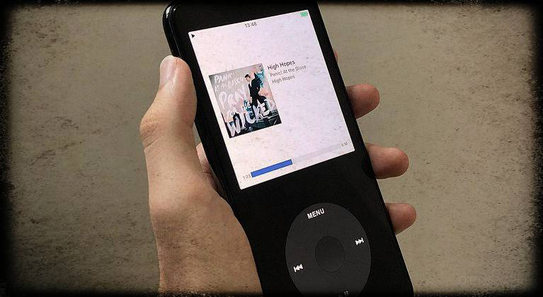 Apple has uninstalled the application that allows you to turn your iPhone into iPod Classic