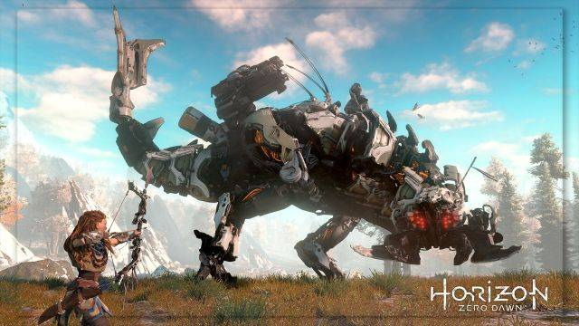 Anton Logvinov: Horizon: Zero Dawn PC Game