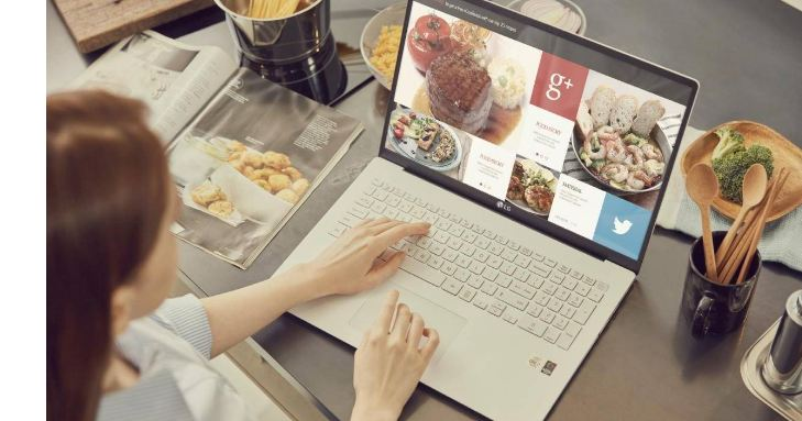 Introduced LG Gram Notebooks with 10th Generation Intel Core Processor