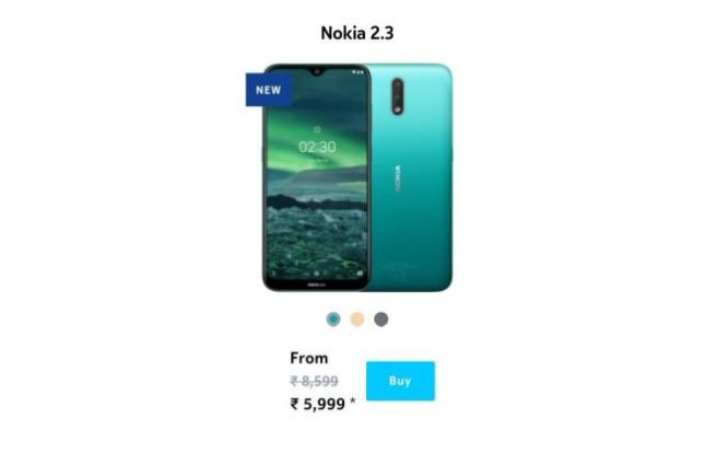 Nokia 2.3 India Edition Coming Soon Official List and Trailer Released