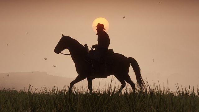 Red Dead Redemption 2 is not very popular on Steam