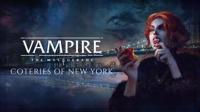 Vampire Adventure Release: Masquerade - Coteries of New York Postponed