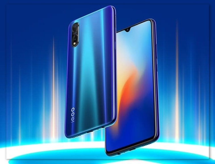 Presented smartphone vivo iQOO Neo 855 Racing Edition and Snapdragon 855+ for half the price of iPhone XR