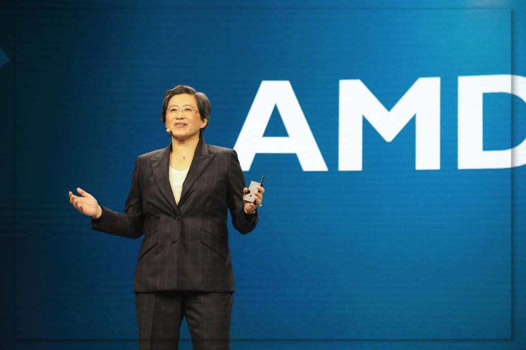 AMD challenge started