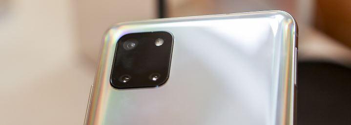 Galaxy S10 Lite Camera