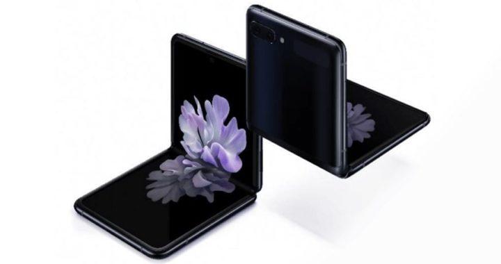 Samsung presents the Galaxy Z Flip 5G with powerful hardware upgrades