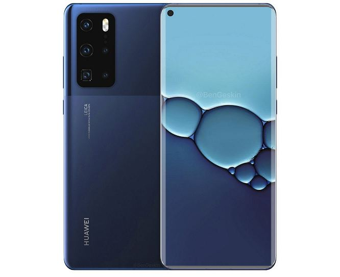 Huawei P40 and P40 pro date has been announced