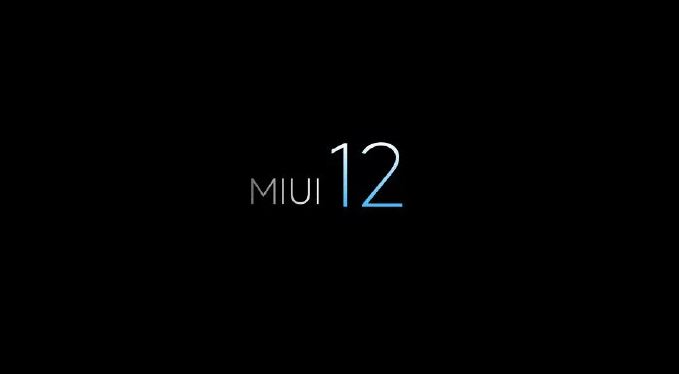The first batch of MIUI 12 updated models exposure