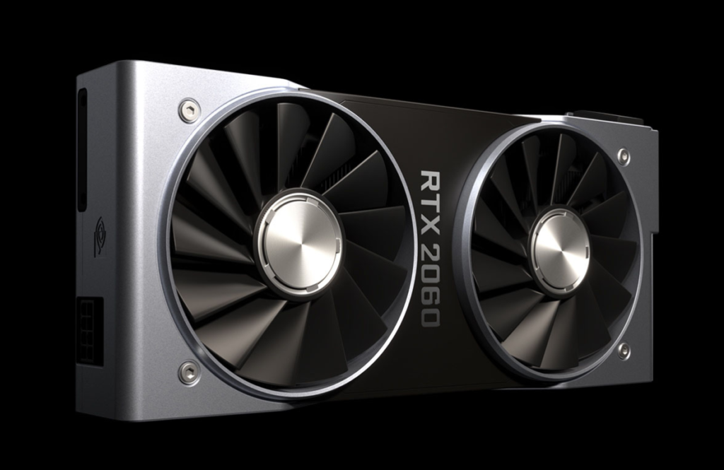 NVIDIA RTX 2060 official price reduction of $ 50