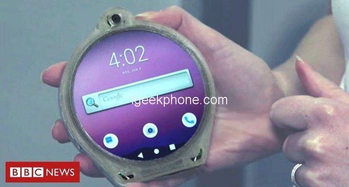 cycle smartphone