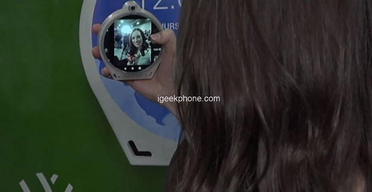 Introduced Cyrcle Phone Round Smartphone It took five years to create