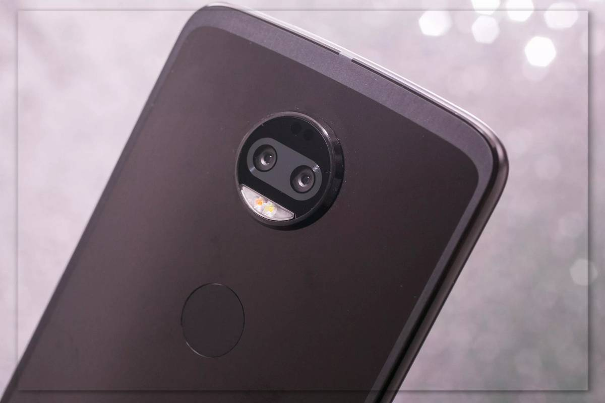 Moto released new flagship