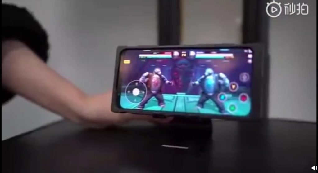 The first smartphone with a 144 Hz screen debuted in public