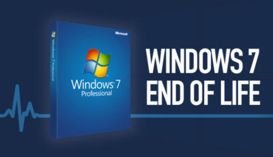 Windows 7 support ends: switch to a Windows 10 device now