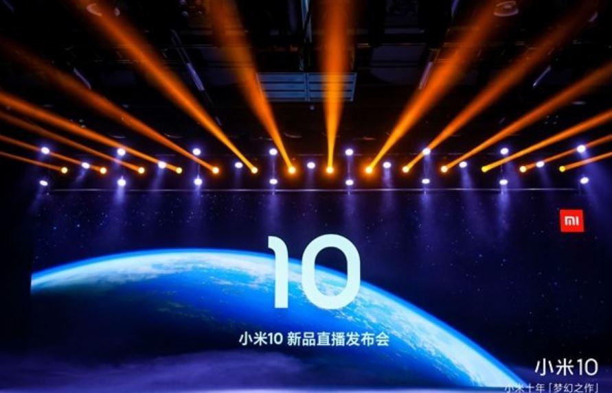 MI 10 presented
