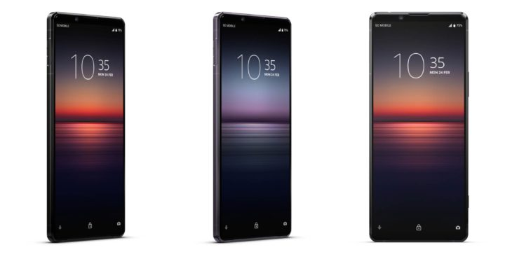 All Info: Sony has announced a new mid-range smartphone - Xperia 10 II + Specification