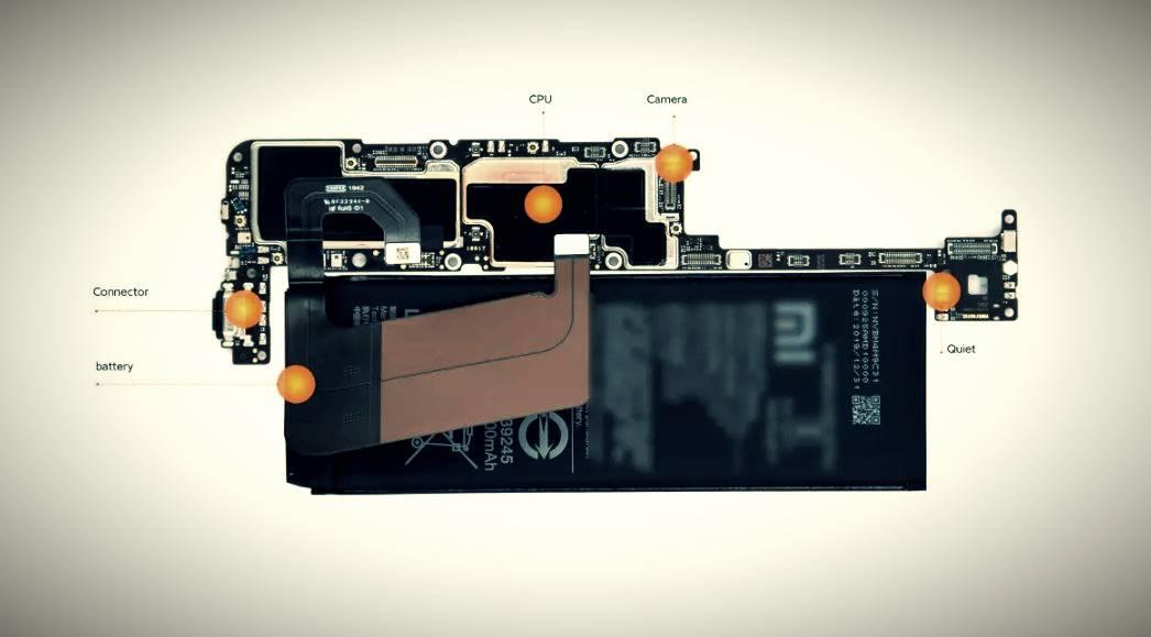 Xiaomi MI 10 Inner photos image
