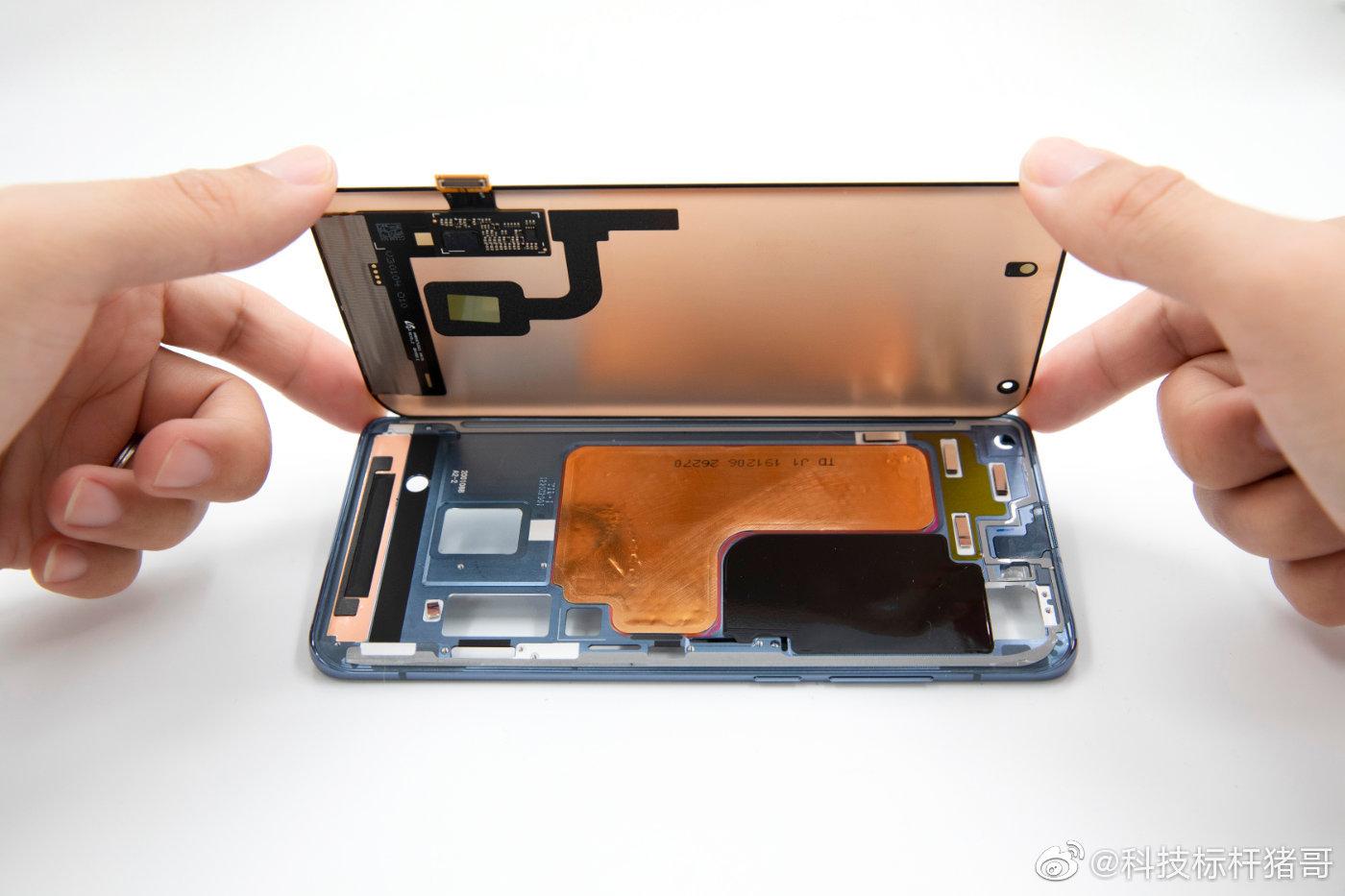 Xiaomi MI 10 Inner photos