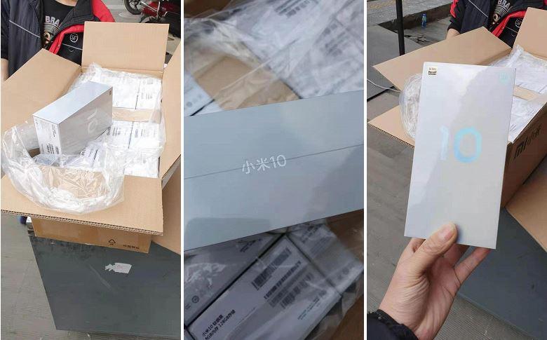 Xiaomi MI 10 unboxing