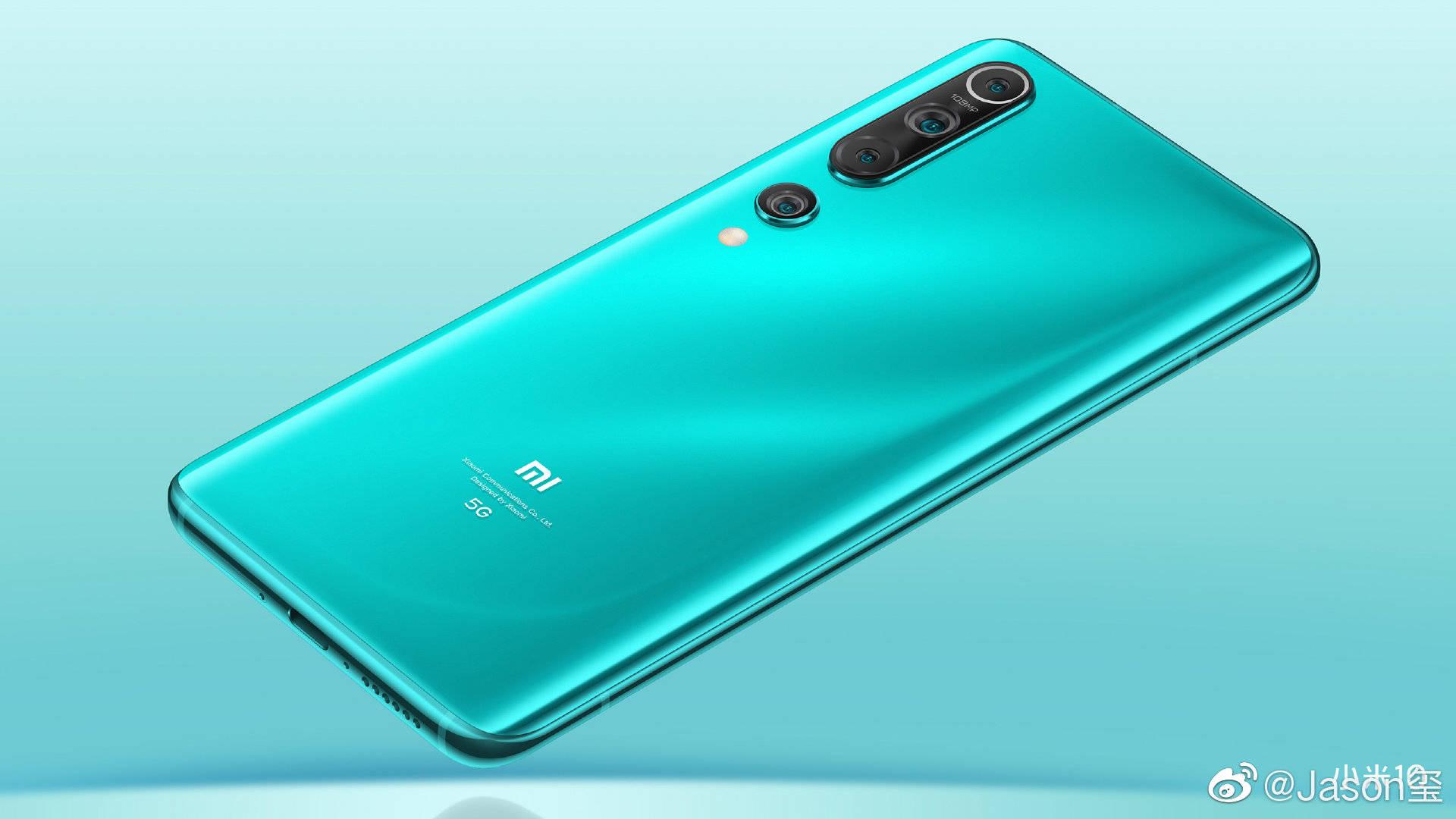 Xiaomi Mi 10 Official Image 15