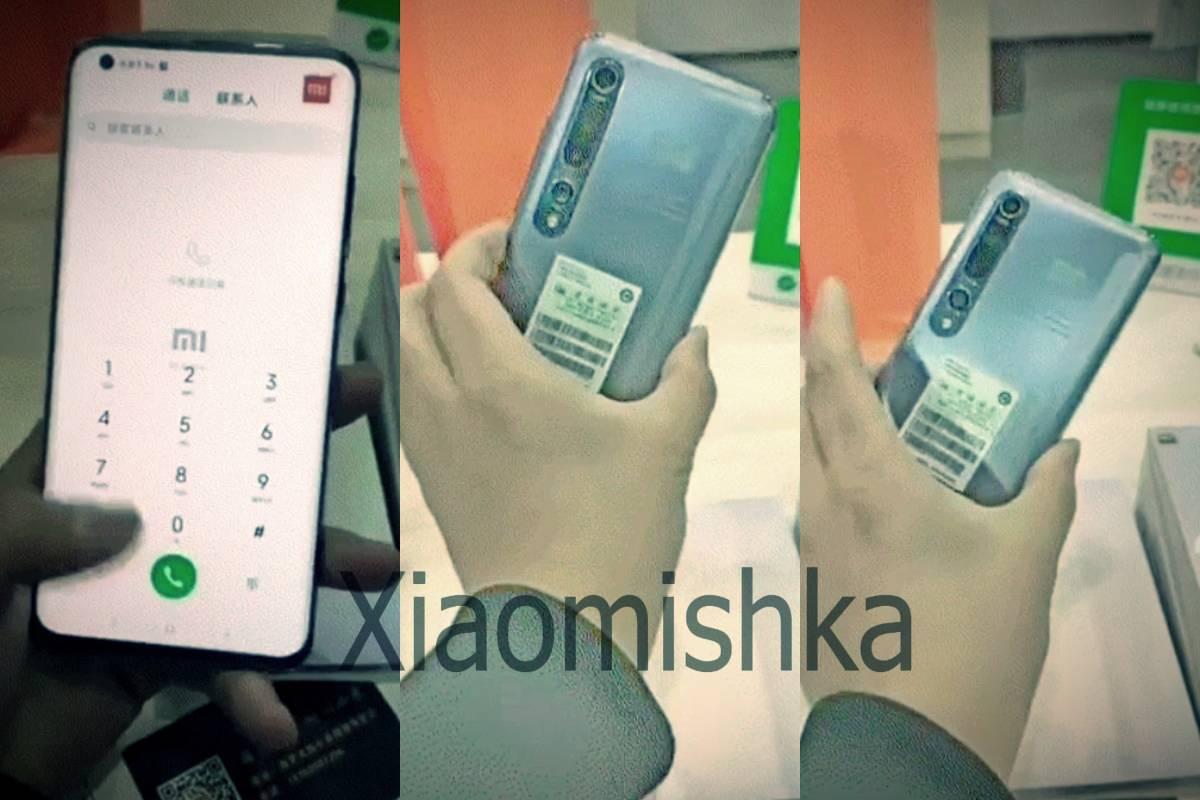 Xiaomi Mi 10 first buyer