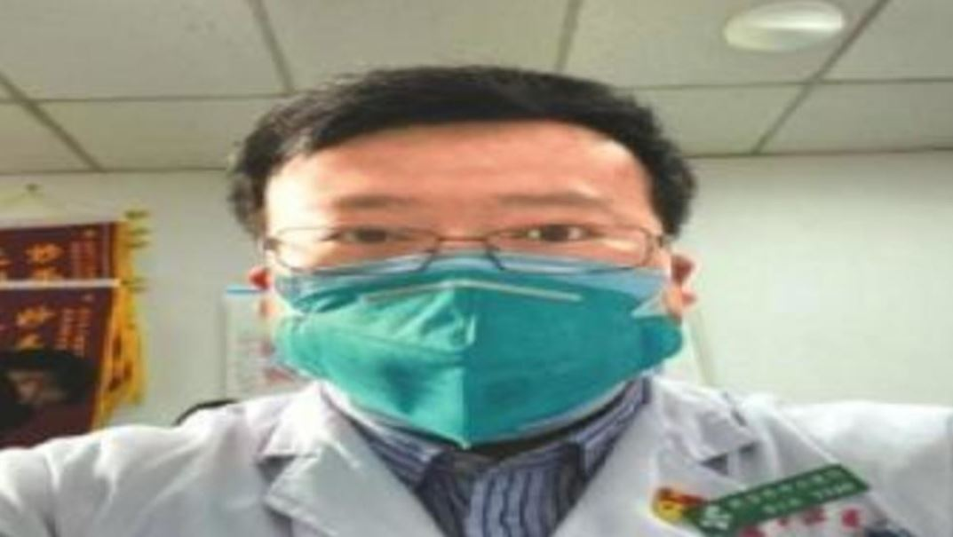 chinese doctor death