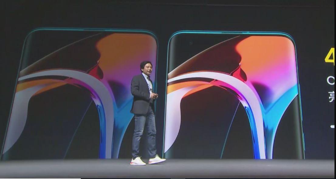 finally Xiaomi MI 10 presented