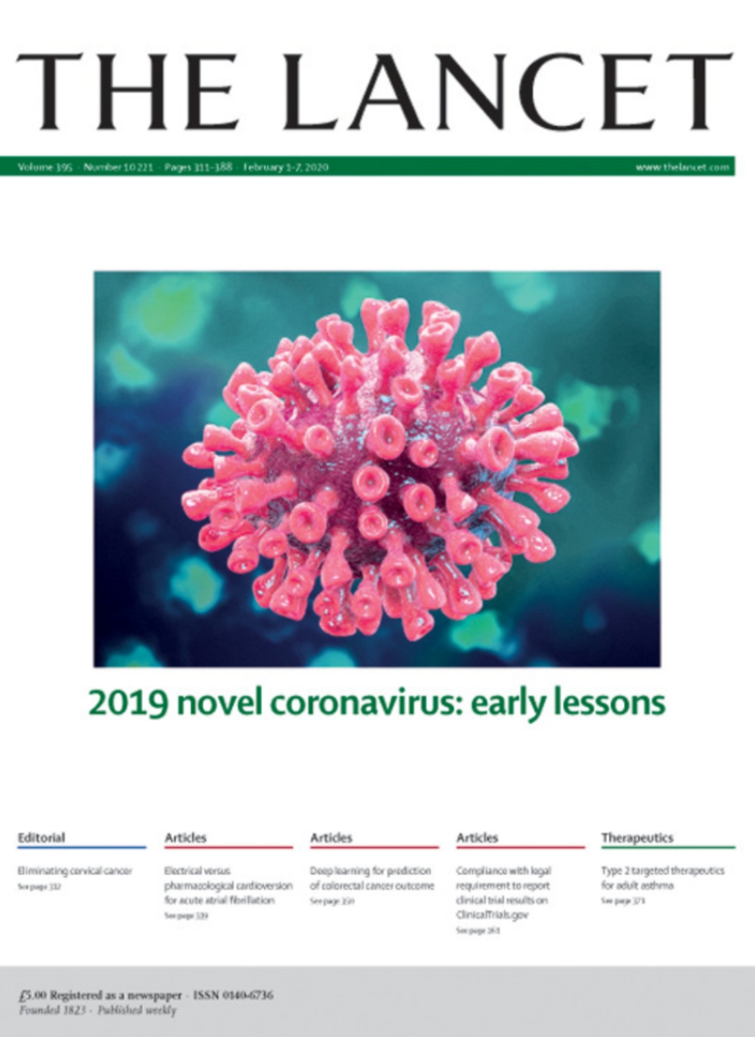 Color Pictures of Coronavirus
