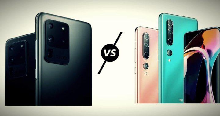 Xiaomi Mi 10 recieved a record small camera : Well Battery & costs $ 400