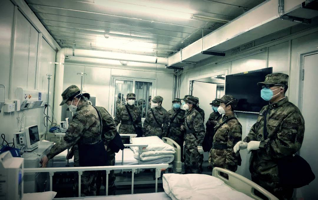 vulcan mountain hospital ifected people