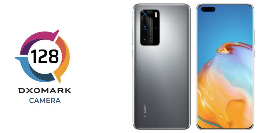 Huawei P40 Pro is the new king of DxOMark
