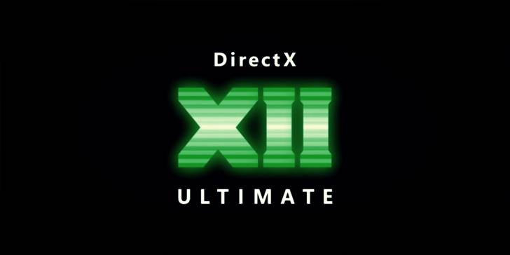 Microsoft DirectX 12 Ultimate officially released