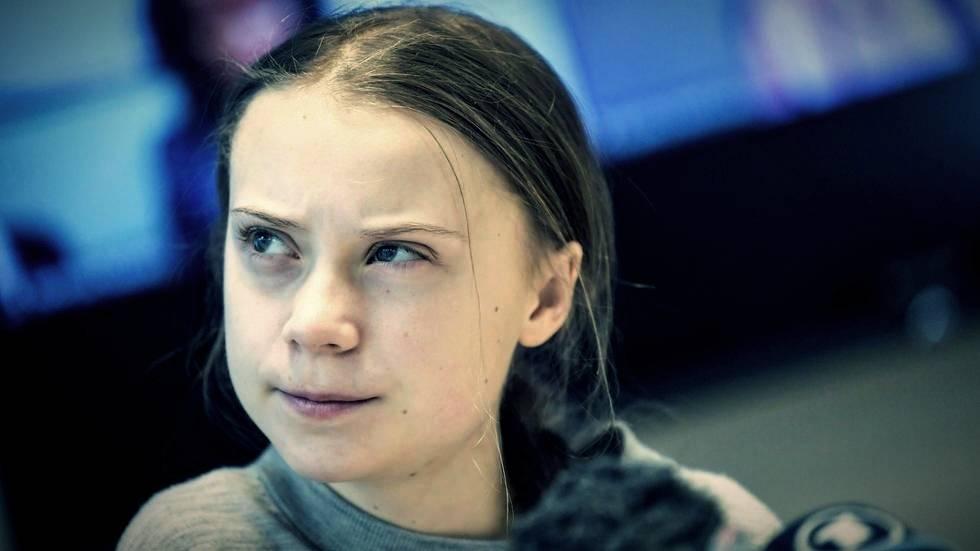 Eco-friendly girl Greta Thunberg claims to have new coronavirus pneumonia but says he has recovered