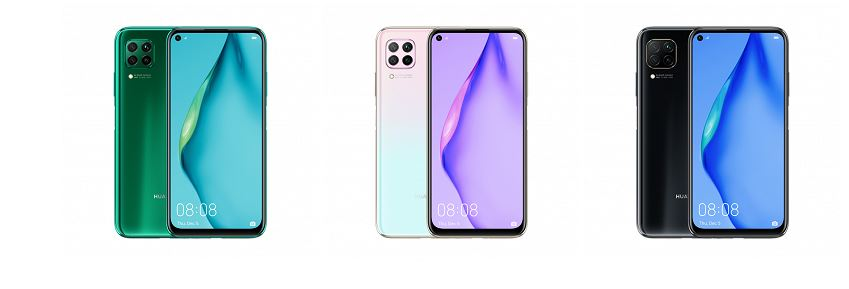 Huawei P40 mobile seriees