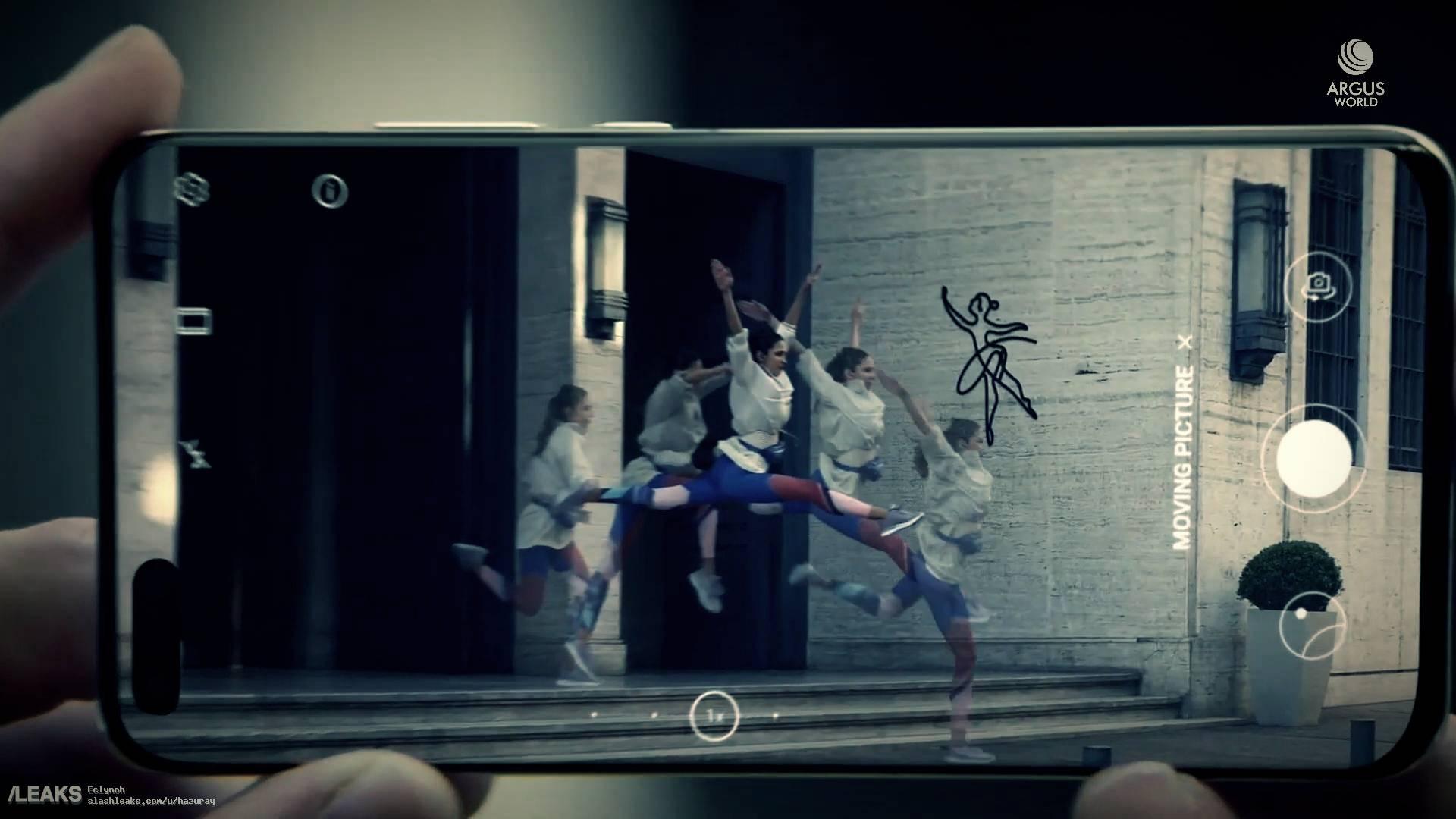 Huawei p40 series img