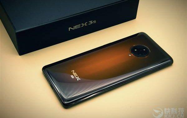 Vivo officially launches NEX 3S 5G
