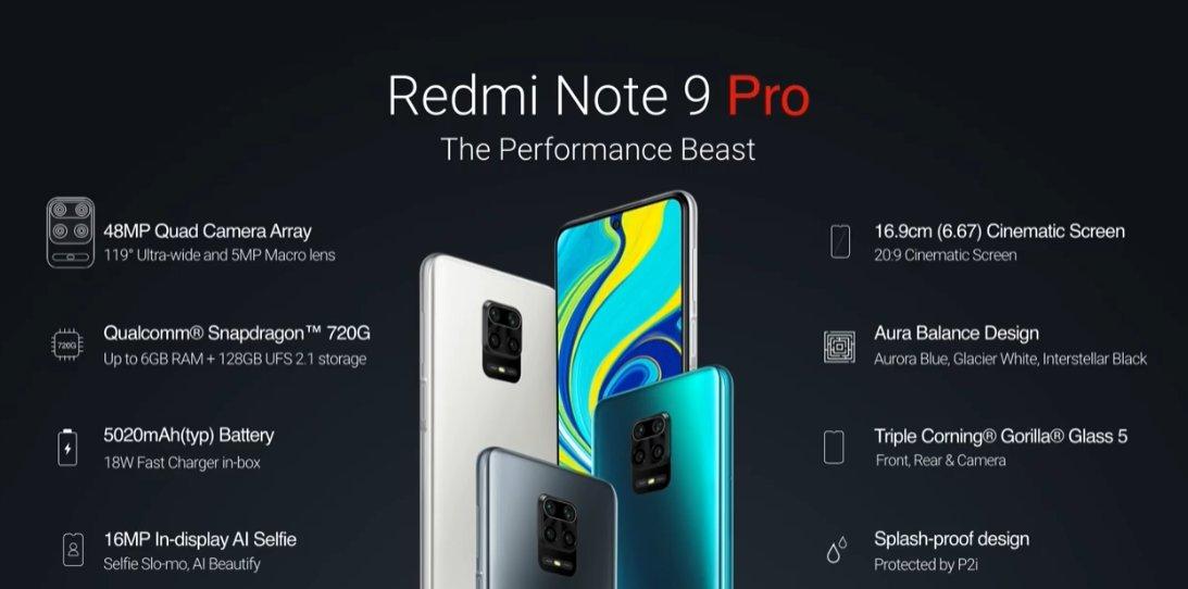 Xiaomi Redmi Note 9 pro max img 6
