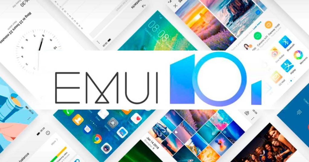 EMUI 10.1 shell is presented, More than 30 Huawei smartphones will receive it