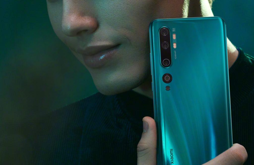 Xiaomi finally update Xiaomi Mi CC9 Pro to Android 10