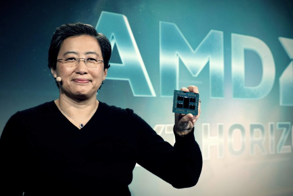 AMD patents CPU designs with 'large' and 'small' computing cores