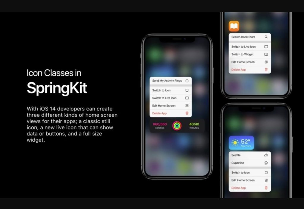 iOS 14 has clever features: no need to install to try the application