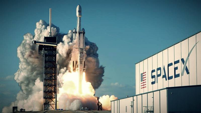 SpaceX is launching 60 new Internet satellites into Earth orbit